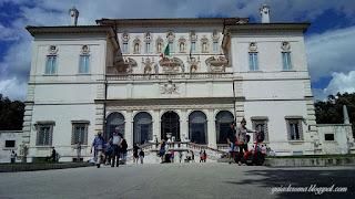 galeria borghese turismo em Roma - Serviços: Receptivo para brasileiros