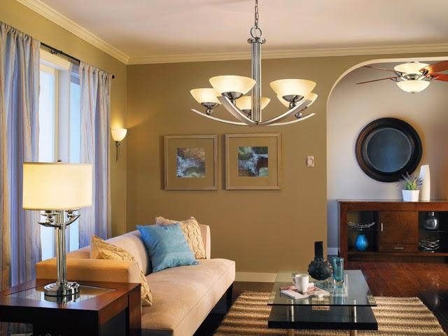 60 Desain Lampu Hias Ruang Tamu Yang Eksotis Maxyproperty Desain Rumah Minimalis Sederhana Mewah Modern