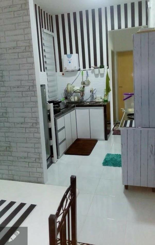 Desain Dapur Minimalis Untuk Ruang Sempit