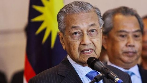 Ancam Tembak Mati Mahathir, Anggota Ormas Malaysia Ditangkap