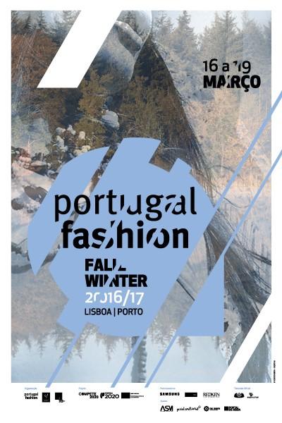 Cartaz Portugal Fashion, 38ª Edição, Trend me too