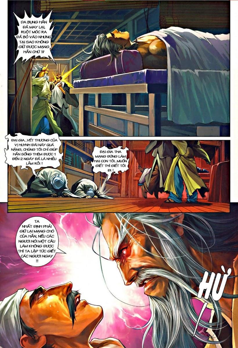 Ôn Thụy An Quần Hiệp Truyện chap 37 trang 27