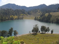 Danau Ranu | wonderful Indonesia