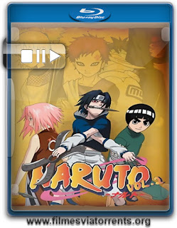 Naruto 2ª Temporada Torrent - BluRay Rip
