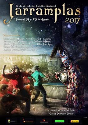 cartel jarramplas 2017