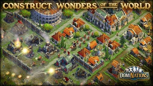 ve been having whatever form of issues playing DomiNations on your Android device similar a shot would endure  DomiNations 1.2.58 APK