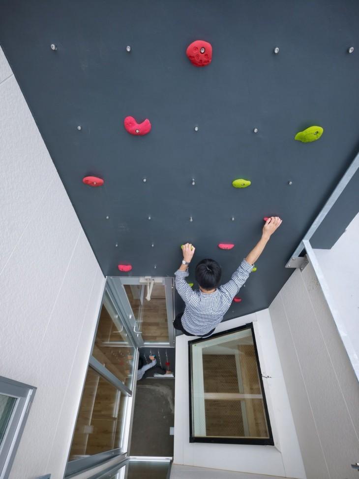 pared para escalar,