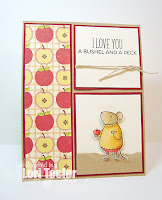 A Bushel and a Peck card-designed by Lori Tecler/Inking Aloud-stamps from My Favorite Things