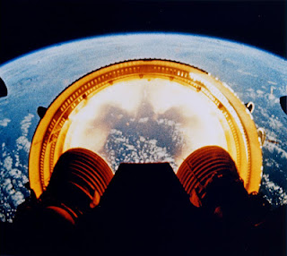 APOLLO 6 INTERSTAGE RING