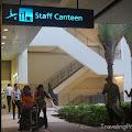 Makan Hemat di Kantin Karyawan Changi Airport