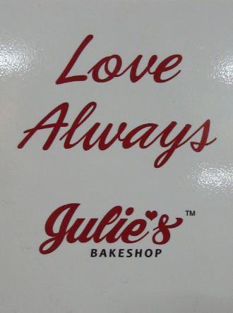 How to Franchise Julie's Bakeshop?