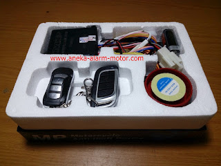 Alarm Motor MP Super 1way (one way) New CE