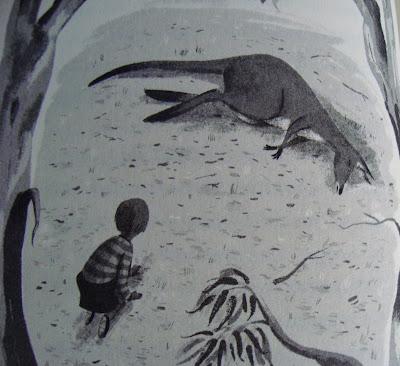 Kuba i Kanga, książka dla dzieci i młodzieży, książka o przyjaźni, książka o kangurze, Ursula Dubosarsky, recenzja, zdjęcia