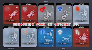 Horoscope Week of October 16 Aries, Taurus, Gemini, Cancer, Leo and Virgo