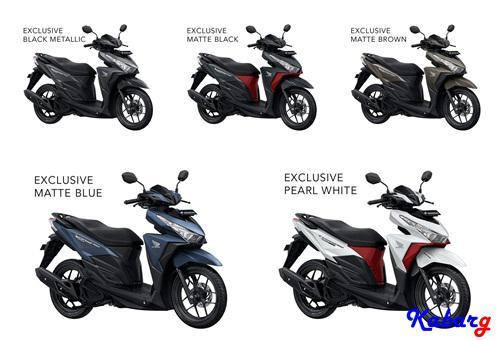 Harga Motor Honda Vario 150 eSP Terbaru 2016