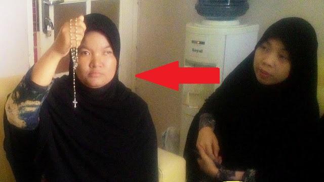 Pura-Pura Masuk Islam, Kejahatan Non Muslim Ini Akhirnya Terbongkar, Ternyata Ini Tujuannya
