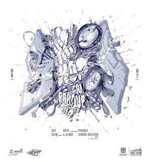 FESTIVAL HIP HOP AL PARQUE 2018 No. 22