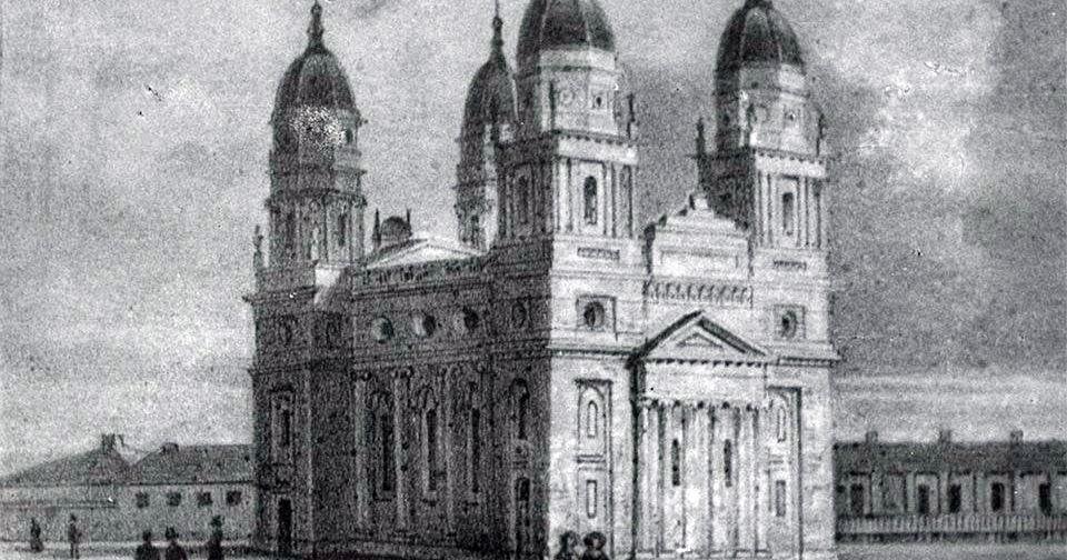 Turist în Orașul Iași (Iassy/Jassy): Catedrala Mitropolitană din Iași