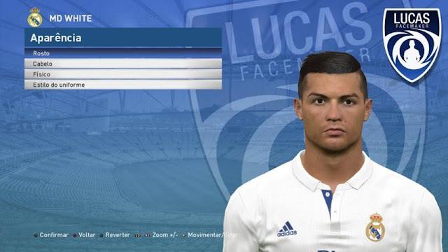 Cristiano Ronaldo PES 2017