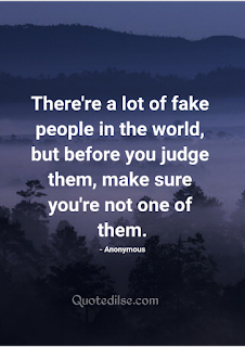 fake lovers quotes instagram