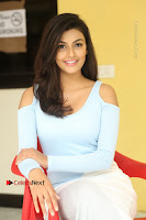 Anisha Ambrose Latest Pos Skirt at Fashion Designer Son of Ladies Tailor Movie Interview .COM 0893.JPG