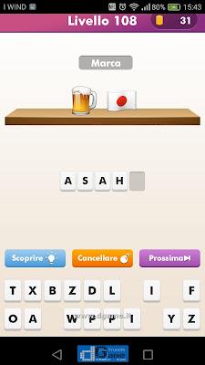 Emoji Quiz soluzione livello 108