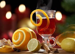 Как приготовить чайный пунш