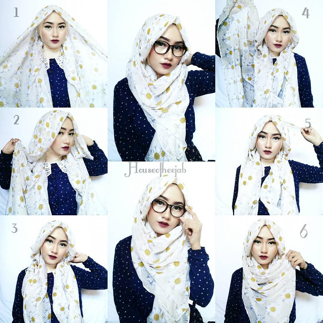 Tutorial Hijab Dan Cara Berhijab