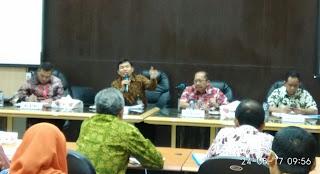 Dua Anggota KPK Datang Ke Gedung Pemkab Bojonegoro