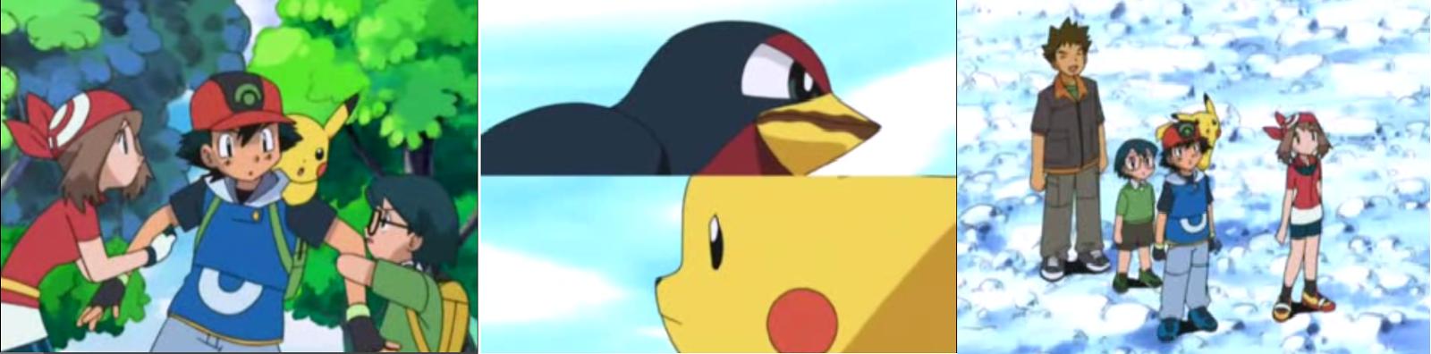Pokémon -  Capítulo 4 - Temporada 6 - Audio Latino