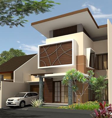 model rumah minimalis modern terbaru 2016