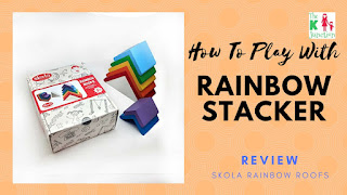 skola rainbow roof grimm rainbow stacker how to play review