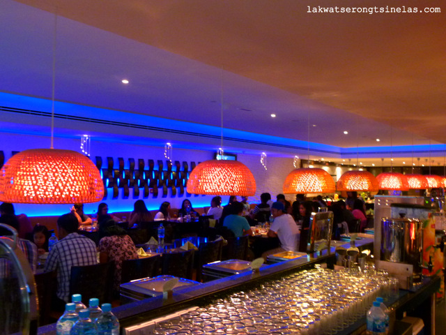 LAMESA ASIAN BUFFET RESTAURANT DUBAI