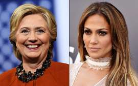 Hillary Clinton to Join Jennifer Lopez at her Miami Concert