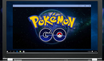 Cara Main Pokemon Go di Laptop atau PC