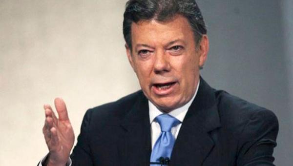 Santos ratifica optimismo sobre diálogos de paz con FARC-EP