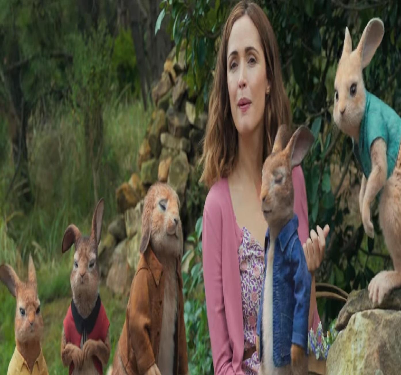 Old Neko Peter Rabbit 2018 Film Review