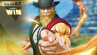 SFV G : Uncle Sam?