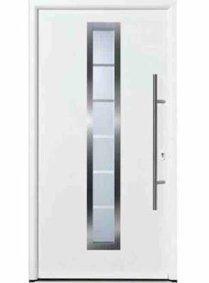 Desain TERBARU Pintu Kamar Mandi Stenlis Masa Kini