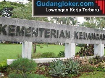 Lowongan Kerja Non CPNS Kementerian Keuangan Republik Indonesia