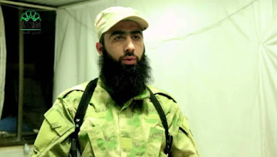 abu yousuf ahrar al-sham di aleppo