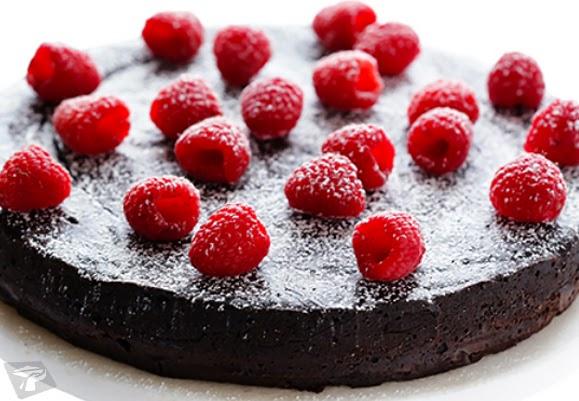 kemana boleh juga nih cobain buat kue flourless Resep Kue Flourless