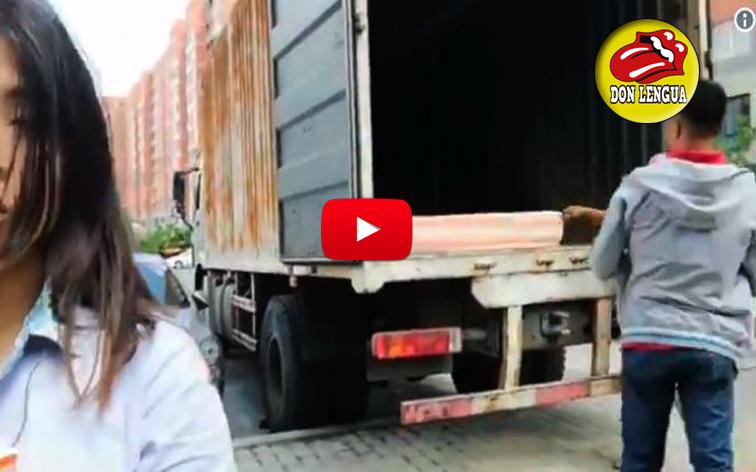 Desalojaron a habitante de Ciudad Tiuna por burlarse de los drones de Maduro
