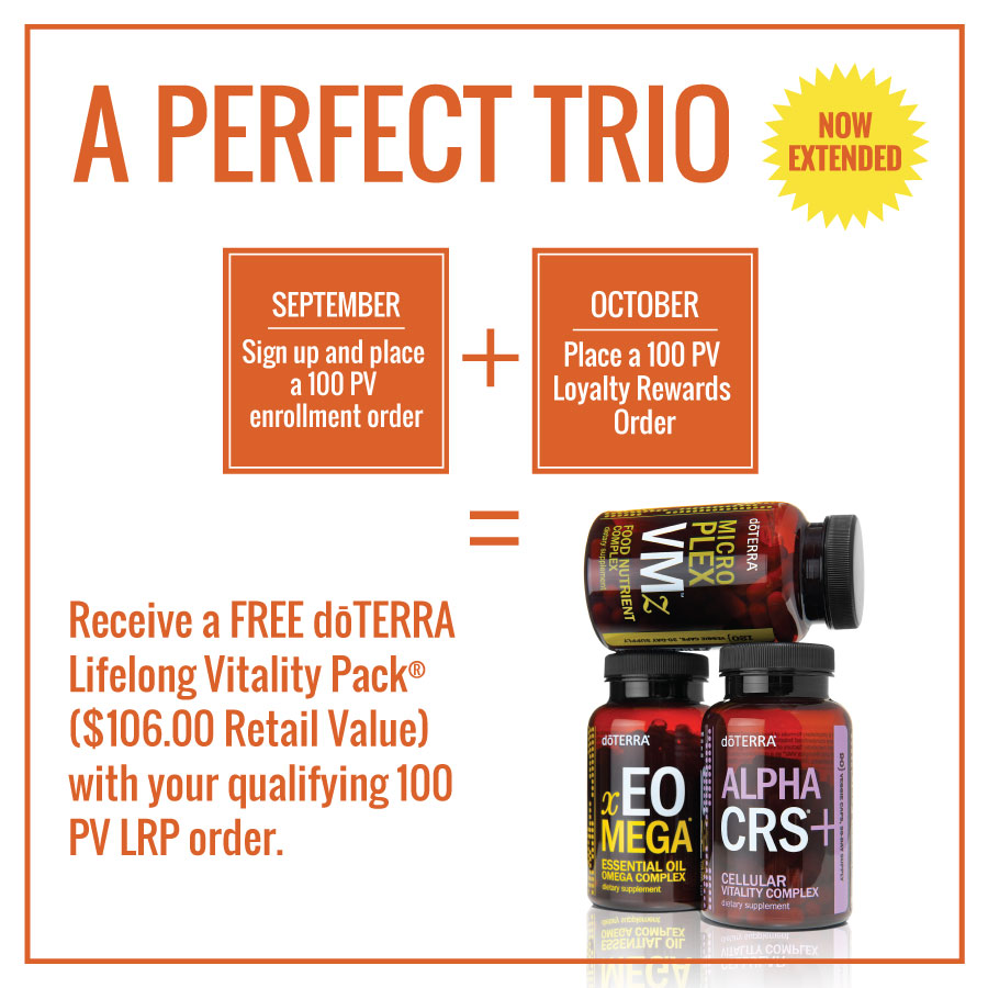 Join DoTERRA Special