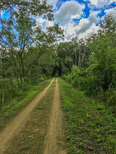 The Sugar River State Trail and Ice Age Trail Albany Segment