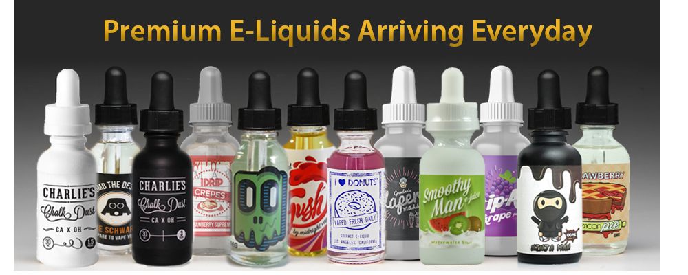 e-liquid wholesale
