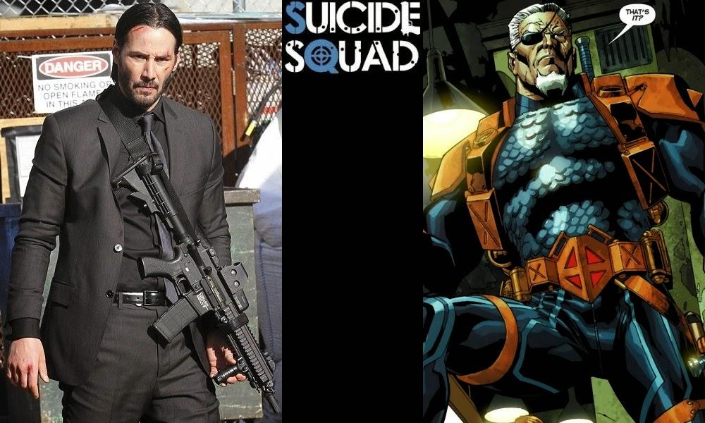 Suicide Squad Deathstroke Bob Garlen Presents: T...