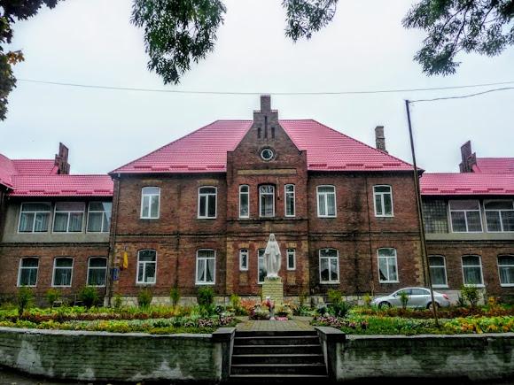 Сокаль. Красная больница