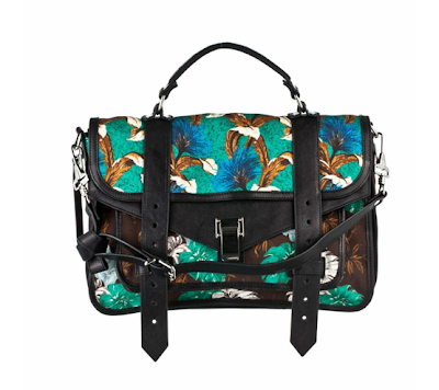 Proenza Schouler's PS1 Goes Floral for Spring!