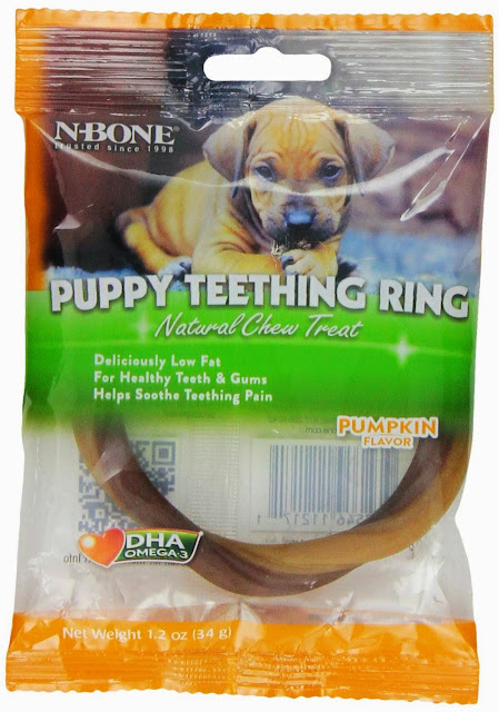 Natural puppy chews